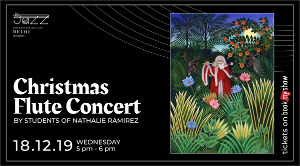 Christmas Flute Concert by Students of Nathalie Ramirez