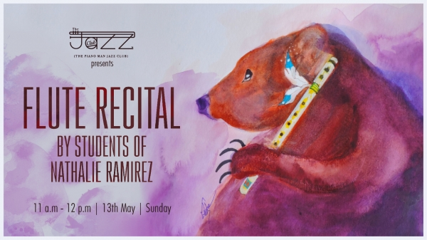 Flute Recital : by Students of Nathalie Ramirez