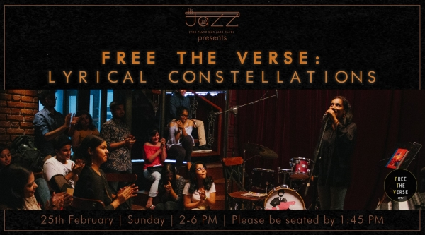 Free The Verse : Lyrical Constellations