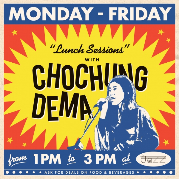 """Lunch Sessions"" with Chochung Dema"