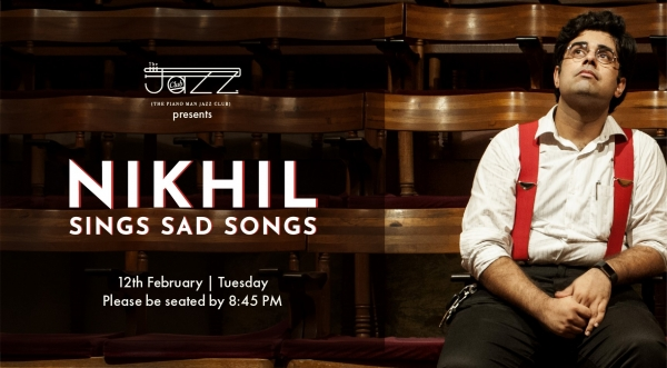 Nikhil : Sings Sad Songs