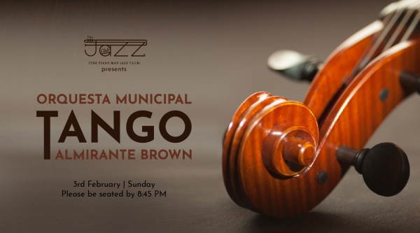 Orquesta Municipal Tango : Almirante Brown