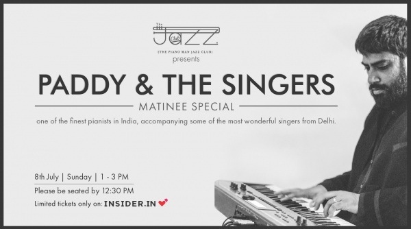 Paddy & The Singers : Matinee Special