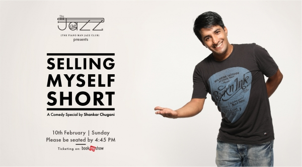 Selling Myself Short : A Comedy Special by Shankar Chugani