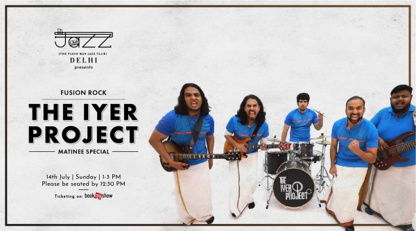 The Iyer Project : Matinee Special