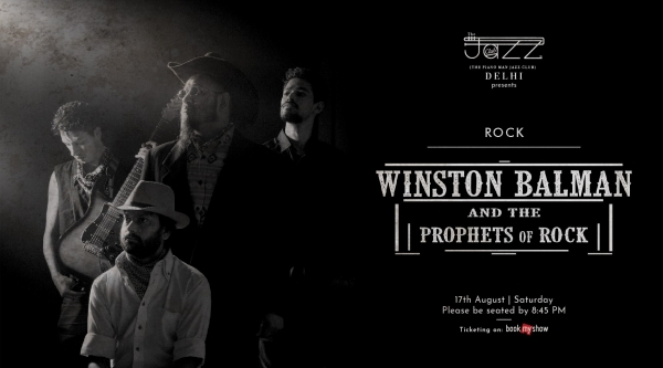 Winston Balman and the Prophets of Rock